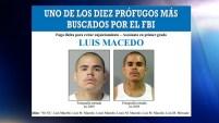 El FBI está ofreciendo recompensas por información que conduzca a la detención de estos fugitivos. Fotos: FBI