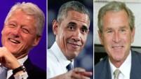 Por ley, los expresidentes estadounidenses tienen derecho a abultadas pensiones del gobierno federal.