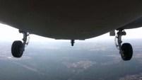 Pesa seis toneladas y tiene una autonomía de vuelo de 24 horas.