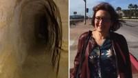 Un hombre es el sospechoso de asesinar a una científica de EEUU en una isla griega, luego de atropellarla con su auto y violarla.