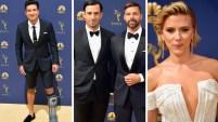 Gemelos, una embarazada y atrevidos escotes formaron parte de la alfombra de los Premios Emmy, celebrados el lunes y transmitidos por nuestra cadena hermana,...