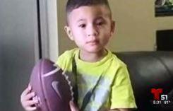 Fotos:  niño muerto tras ser olvidado en el auto de una guardería