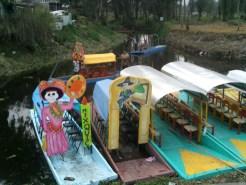 Xochimilco en fotos