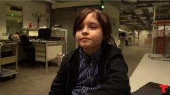 Insólito: niño genio será el más joven en graduarse de la universidad