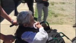 Vota en Chile el hombre más longevo del mundo
