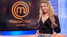 "Aracely Arámbula resalta la diversidad de ""MasterChef Latino"""