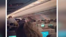 Bebé nace a bordo de un vuelo con destino a Florida