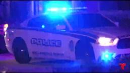Persecución policial desde Hallandale hasta Hollywood termina con balacera