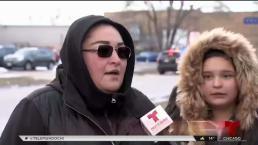 Testigos en Aurora escuchan disparos del tiroteo