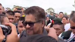 Las FARC ratifican acuerdo de paz