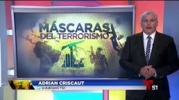 Máscaras del Terrorismo. Parte 3
