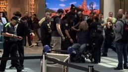 Pánico en aeropuerto de Orlando por supuesto hombre armado