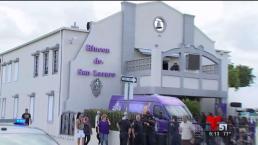 Peregrinación de los cubanos a San Lázaro en Hialeah
