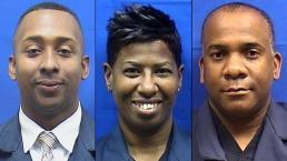 Tres policías de Miami pueden ser condenados hasta a cadena perpetua