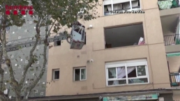 Explosión deja un muerto y 17 heridos