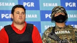 """Liberan al hijo del """"Chapo"""" Guzman"""