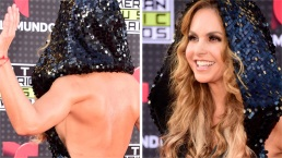 Los looks sexys de Lucero en Latin American Music Awards