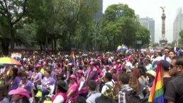 La Marcha del Orgullo Gay en varias ciudades del mundo