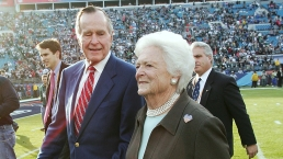 Razones por las cuales recordar a la exprimera dama Barbara Bush