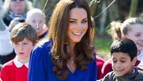 Kate Middleton embarazada y en bikini