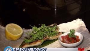 A la Carta: Novikov