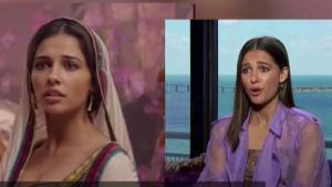 Entrevista con la actriz que interpreta a Jasmine en Aladdin