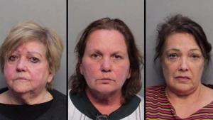 Tres mujeres acusadas de estafar a necesitados del Plan 8