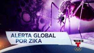 Alarma por transmisión de zika en el sur de Florida