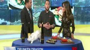 Drunken Dragon: para las fiestas, comida coreana