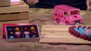 """Chocolates especiales para """"San Valentín"""""""