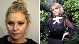 Desestiman cargos por robo a la actriz Daniela Castro