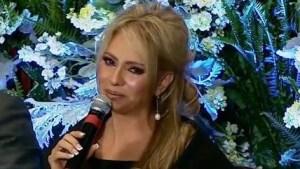 "Daniela Castro estalla en llanto: ""He sido derrotada"""