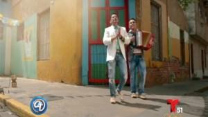 La Música Colombiana en Acceso Total con Jorge Celedón