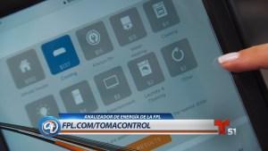 FPL presenta su analizador de energía