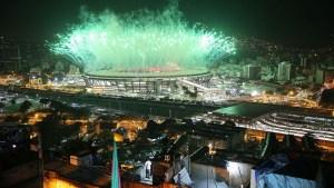 Ceremonia de Clausura - Juegos de Río 2016