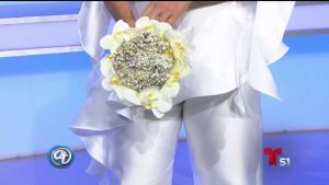 Impresionantes ramos de novia hechos a mano