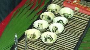 Festival de comida asiática