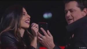 """La """"aparición"""" de Yandel en La Voz que mete en lios a Wisin"""