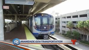 Miami Dade invierte en importantes mejoras para el transporte público