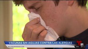Pastillas como inmunoterapia para tratar alergias