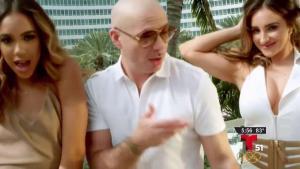 Pitbull promociona turismo en la Florida