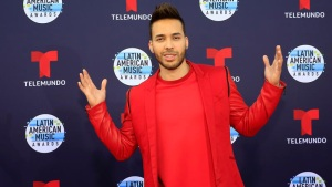 Prince Royce rechaza grabar temas sexuales o violentos
