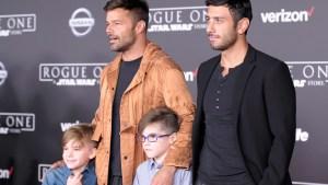 Ricky Martin desea que sus hijos sean homosexuales