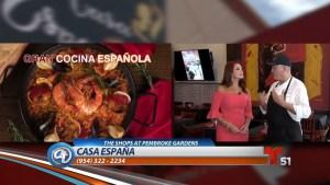 Casa España: sabor español en el corazón de Pembroke Pines