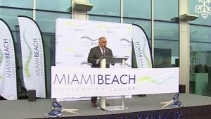 Se inaugura Centro de Convenciones de Miami Beach