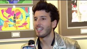 Sebastián Yatra habla de su gira por EEUU
