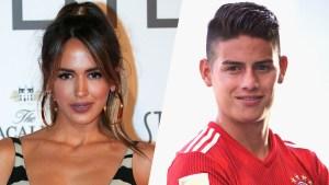 ¿Existe un romance entre Shannon de Lima y James Rodríguez?