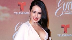 Sofía Lama busca vestido de novia