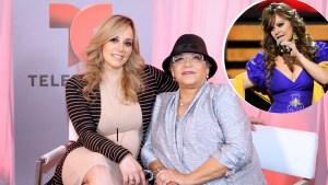 Familia de Jenni Rivera acuerda con Telemundo una bio-serie musical
