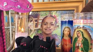 Acción de Gracias trágico: bala en el pecho mata a niña dormida